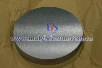 Molybdenum Sputtering Target Disc