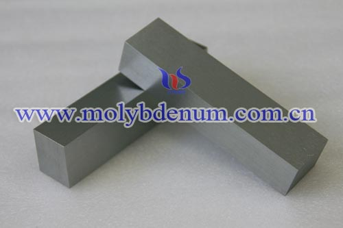 Unground Molybdenum Bars
