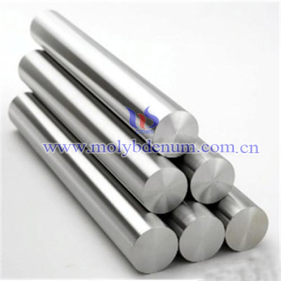 Polished Molybdenum Rods