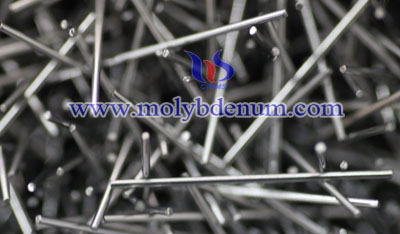 Molybdenum Pins