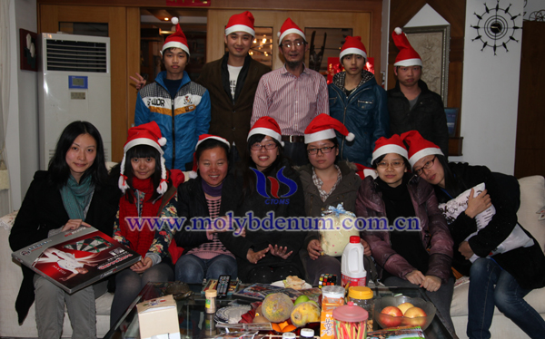 Chintungsten Family - Sales Department