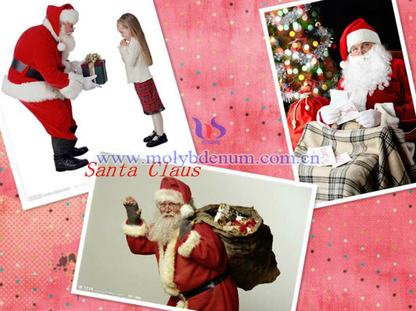 Get A Gift From Santa Claus