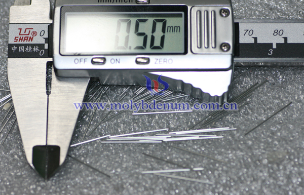 0.5X20 Mo pins