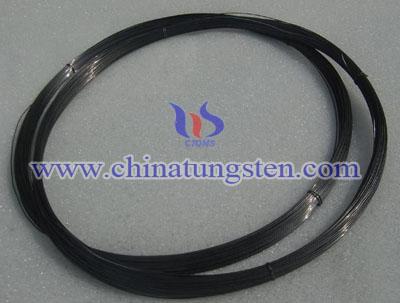 Black Molybdenum Wire