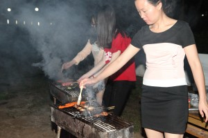 Barbecue-ING