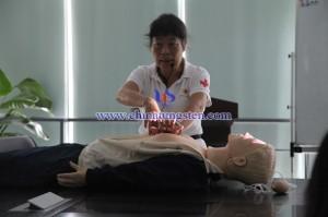 China-tungsten-first-aid-training-5