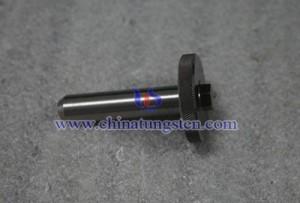 tungsten alloy screw got stuck